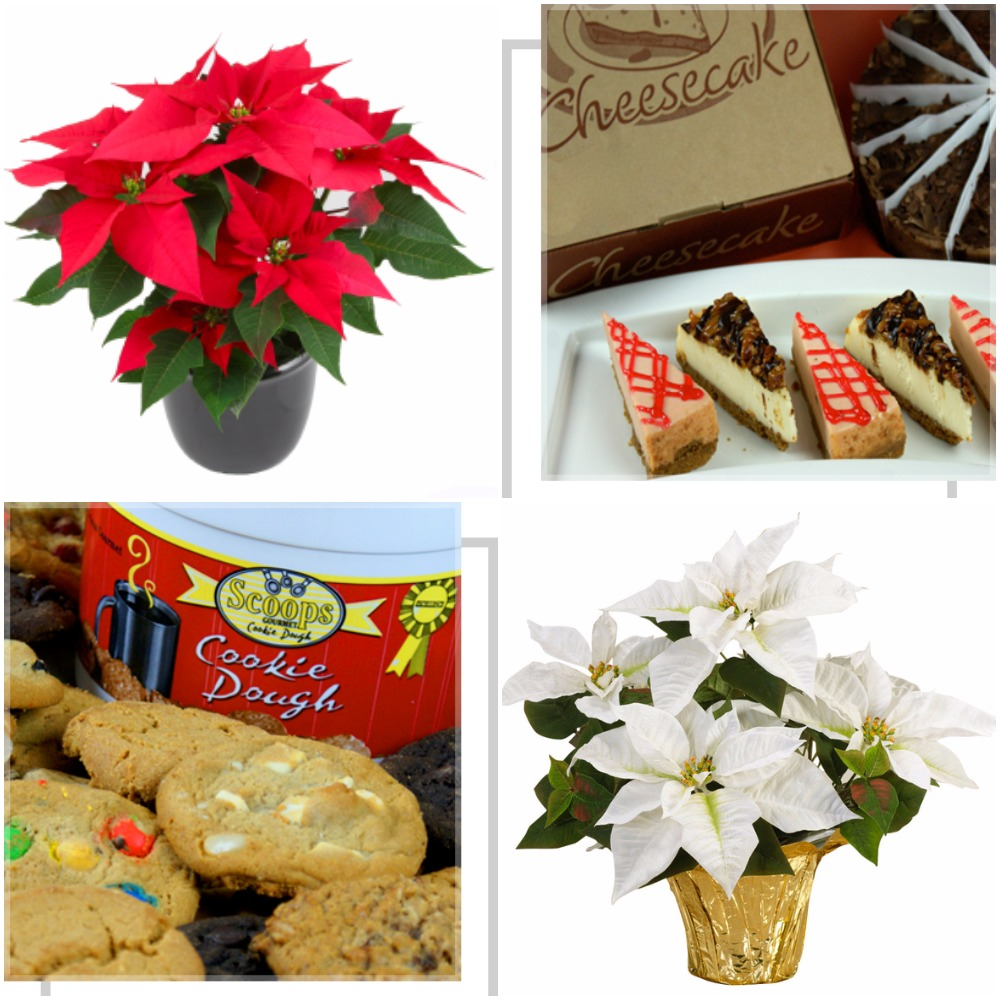 Cookie dough, Cheesecake and Poinsettia PAC fundraiser